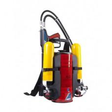 کوله پشتی آتش نشانی واترمیست با دستگاه تنفسی AFT 09/03 +BA