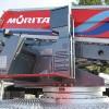 ماشین نردبان 32 متری آتش نشانی موریتا - Morita MLK4-30