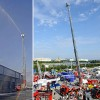 ماشین نردبان 56 متری آتش نشانی موریتا - Morita MLL-56W