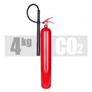 کپسول آتش نشانی 4 کیلویی CO2