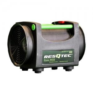 فن تخلیه دود کامپکت رسکیوتک Resqtec Compact Airblast