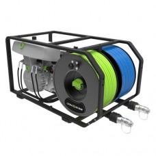 پمپ هیدرولیکی رسکیوتک Resqtec Maxi GX160S MTO 3SR 2x20m IHR