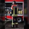 دستکش عملیاتی آتش نشانی مچ کشباف Tempex Bombero II