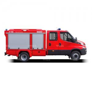 خودروی امداد و آتش نشانی ویس شاسی ایوکو دیلی WISS Iveco Daily 70C15 4x2