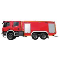خودروی امداد و آتش نشانی ویس شاسی اسکانیا WISS Scania P410 6x6