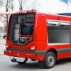 خودروی امداد و آتش نشانی ویس شاسی فلکس واگن کرفتر WISS Volkswagen Crafter CR35 4x2